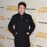 Jaime Urrutia en el estreno de 'A propósito de Llewyn Davis'