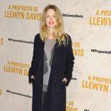 Christina Rosenvinge en el estreno de 'A propósito de Llewyn Davis'