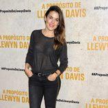 Adriana Ugarte en el estreno de 'A propósito de Llewyn Davis'