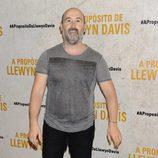 Javier Cámara en el estreno de 'A propósito de Llewyn Davis'