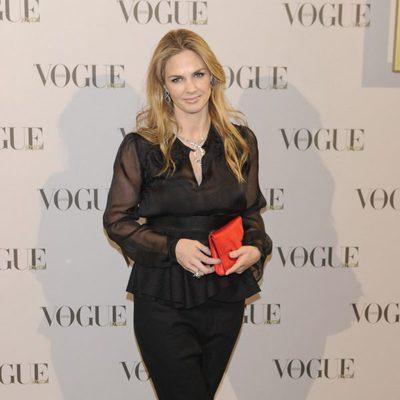 Genoveva Casanova en los Premios Vogue Joyas 2013