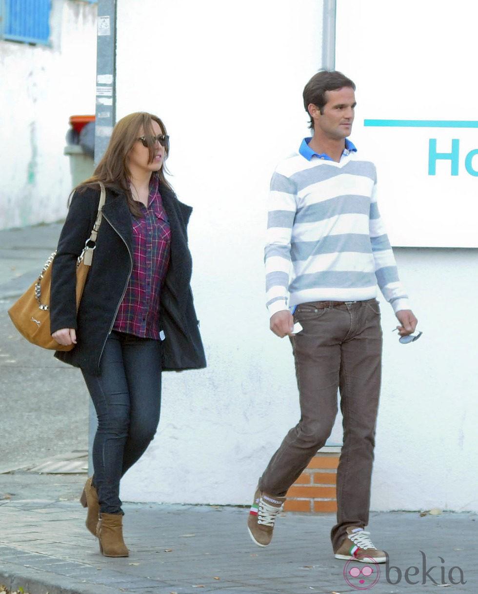 José Bono Rodríguez y su novia van a conocer al tercer hijo de Amelia Bono y Manuel Martos