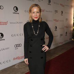 Maria Bello en The Hollywood Reporter's Annual Power 100 Women 2013