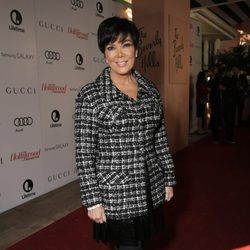 Kris Jenner en The Hollywood Reporter's Annual Power 100 Women 2013