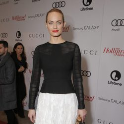 Amber Valletta en The Hollywood Reporter's Annual Power 100 Women 2013