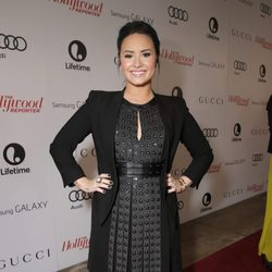 Demi Lovato en The Hollywood Reporter's Annual Power 100 Women 2013