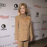 Jane Fonda en The Hollywood Reporter's Annual Power 100 Women 2013