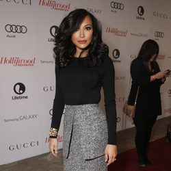 Naya Rivera en The Hollywood Reporter's Annual Power 100 Women 2013