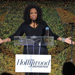Oprah Winfrey en The Hollywood Reporter's Annual Power 100 Women 2013