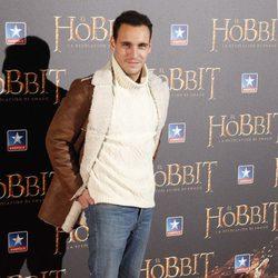 Ricard Sales en el estreno de 'El Hobbit: La desolación de Smaug' en Madrid
