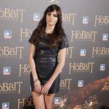 Lucía Ramos en el estreno de 'El Hobbit: La desolación de Smaug' en Madrid