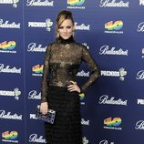 Edurne en los Premios 40 Principales 2013