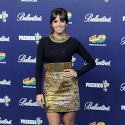 Cristina Pedroche en los Premios 40 Principales 2013