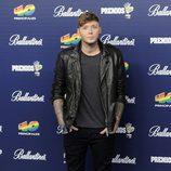 James Arthur en los Premios 40 Principales 2013