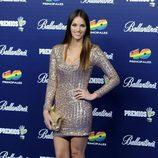 Helen Lindes en los Premios 40 Principales 2013