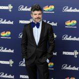 Nacho Guerreros en los Premios 40 Principales 2013