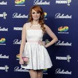 Cristina Castaño en los Premios 40 Principales 2013