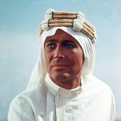 Peter O'Toole en 'Lawrence de Arabia'