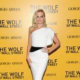 Margot Robbie en el estreno de 'El lobo de Wall Street' en Nueva York