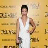 Jamie Chung en el estreno de 'El lobo de Wall Street' en Nueva York