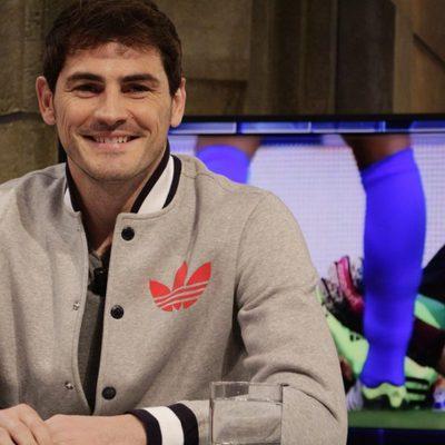 Iker Casillas en 'El Hormiguero'