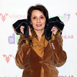 Luz Casal en la 3º edición del radiomaratón solidario de 'Cadena Dial'