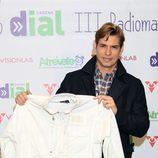 Carlos Baute en la 3º edición del radiomaratón solidario de 'Cadena Dial'