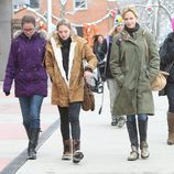 Melanie Griffith y Stella del Carmen pasean por Aspen