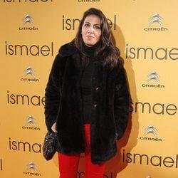 Ana Pastor en el estreno de 'Ismael'