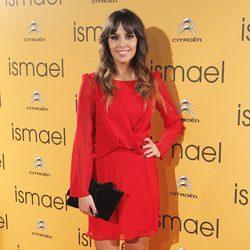 Cristina Pedroche en el estreno de 'Ismael'