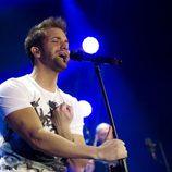 Pablo Alborán da un concierto en Madrid tras anunciar su retirada temporal