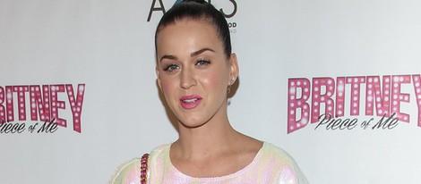 Katy Perry en el estreno de 'Britney Spears: Piece of Me' en Las Vegas