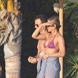 Jennifer Aniston y Justin Theroux de vacaciones en Los Cabos, México