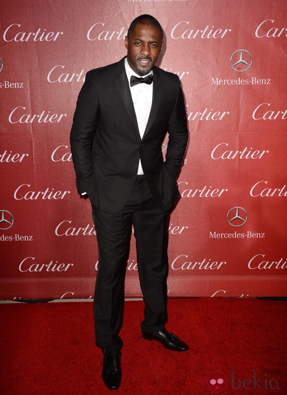 Idris Elba en la gala de premios del Festival Internacional de Palm Springs 2014