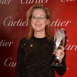 Meryl Streep en la gala de premios del Festival Internacional de Palm Springs 2014