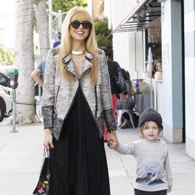 Rachel Zoe reaparece tras ser madre por segunda vez