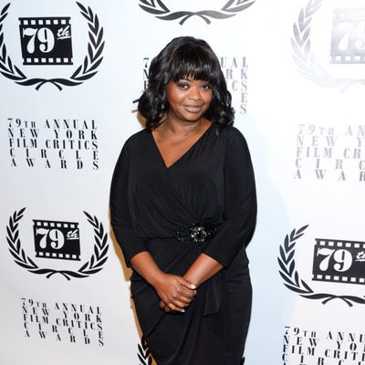 Octavia Spencer en los Premios del Círculo de Críticos de Nueva York 2014
