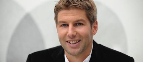 El futbolista Thomas Hitzlsperger
