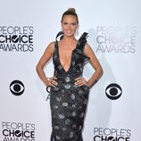 Heidi Klum en la alfombra roja de los People's Choice Awards 2014