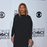 Queen Latifah en la alfombra roja de los People's Choice Awards 2014