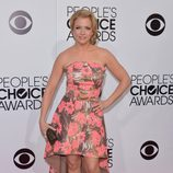 Melissa Joan Hart en la alfombra roja de los People's Choice Awards 2014