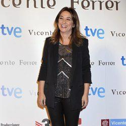 Toñi Moreno en el estreno de 'Vicente Ferrer'