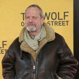 Terry Gilliam en la premiere de 'El lobo de Wall Street' en Londres