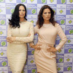 Toñi y Encarna Salazar prestan su imagen a la conocida Dieta de la Alcachofa