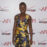 Lupita Nyong'o en la gala de los AFI Awards 2013