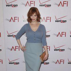 Christina Hendricks en la gala de los AFI Awards 2014