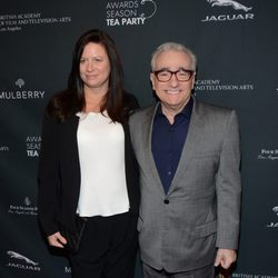 Martin Scorsese a su llegada a la fiesta previa a los premios BAFTA 2014