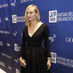 Diane Kruger en la tercera gala benéfica  'Sean Penn & Friends HELP HAITI HOME