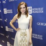Allison Williams  en la tercera gala benéfica  'Sean Penn & Friends HELP HAITI HOME
