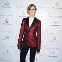 Evan Rachel Wood en la Heaven Gala 2014